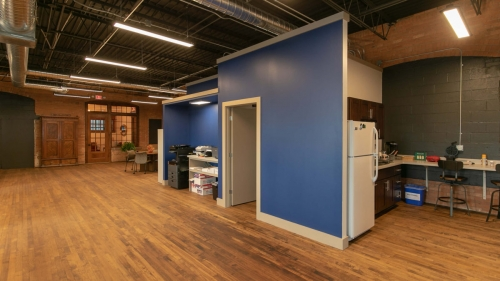 Office renovation and Tenant Improvements