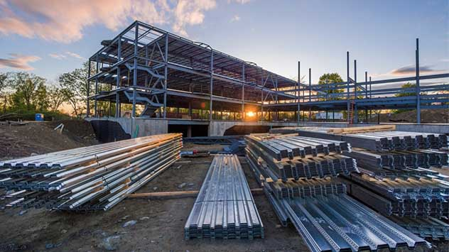 New Builds Commercial Construction
