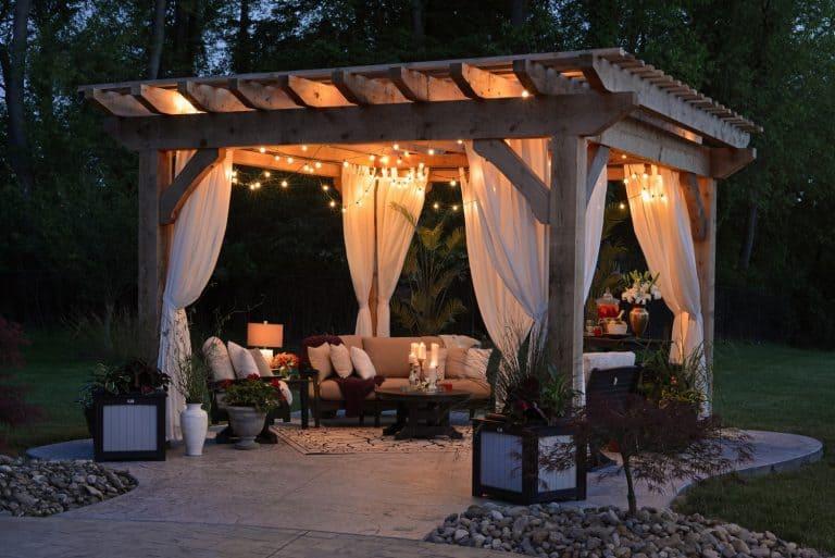 Backyard Remodeling Living Spaces