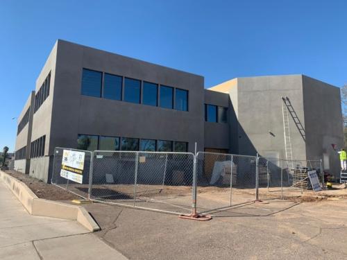 Phoenix Camelback Office Renovation