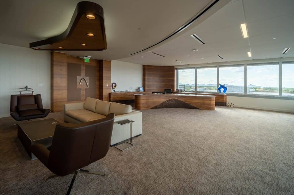 Scottsdale Quarter Doctors Office Renovation